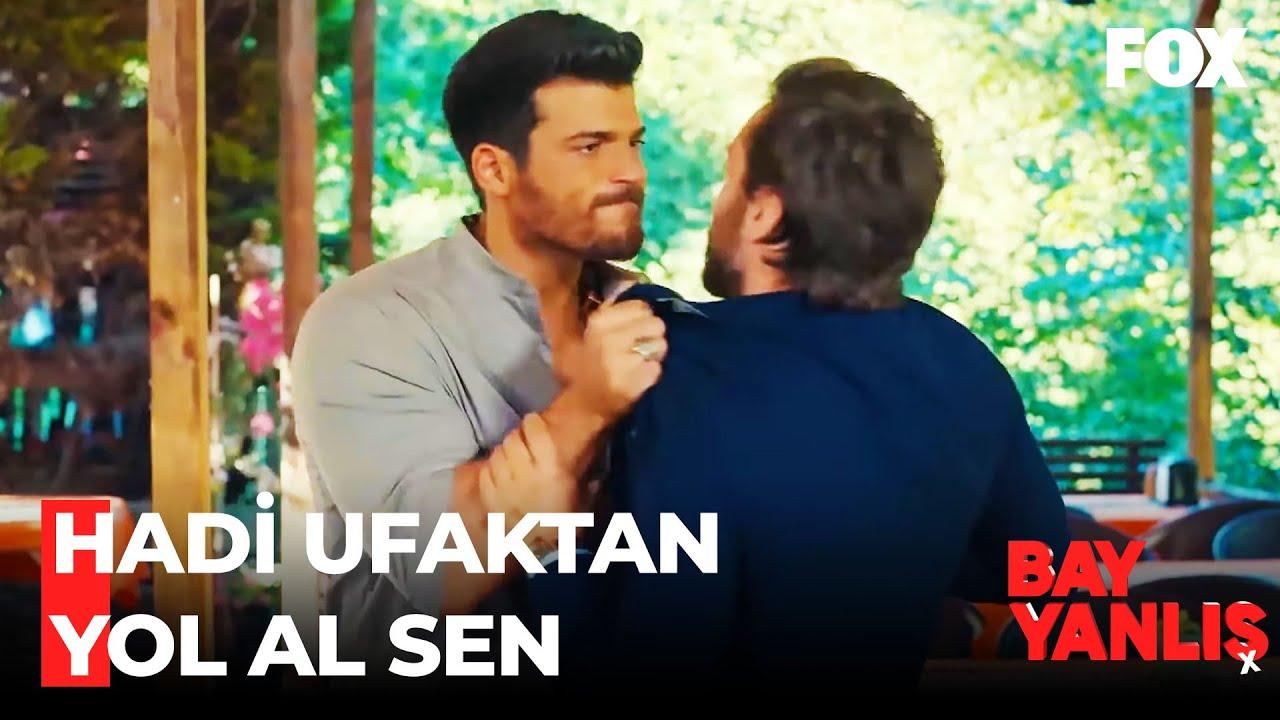 Özgür, Serdar'ı Def Etti! - Bay Yanlış 10. Bölüm