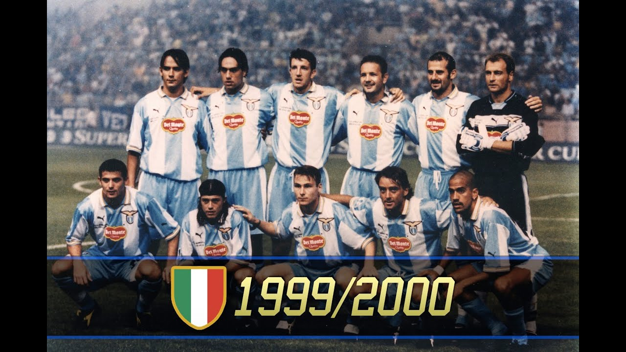 "In Dreams"" - La Lazio dello Scudetto 1999/2000 - YouTube"
