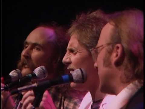 Crosby, Stills & Nash (Live) -  You Don't Have To Cry