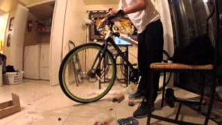 Bike Assembly - Gravity Swift Pro Hybrid - bikesdirect.com