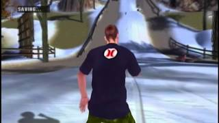 Let's Play Transworld Snowboarding Part 8: Helidrop and Alpe D'Huez (Plus Bonus Level)