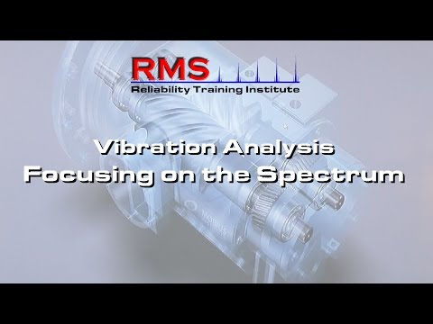 Vibration Analysis - Focusing on the Spectrum