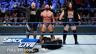 WWE SmackDown Full Episode, 19 June 2018