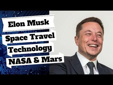 Elon Musk Talks on NASA, SpaceX, Future of Space Travel and Mars Colonization. Full ISS R&D Talk.