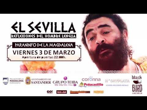 El Sevilla. Reflexiones del hombre lengua.