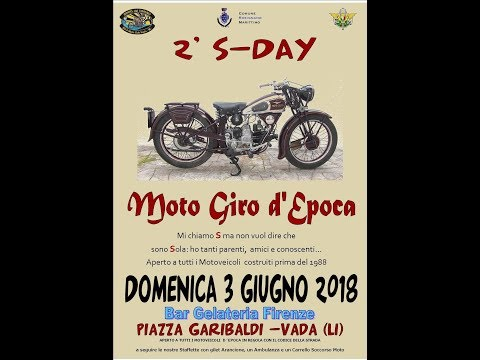 VIDEO 2° S -Day - Motogiro d'Epoca