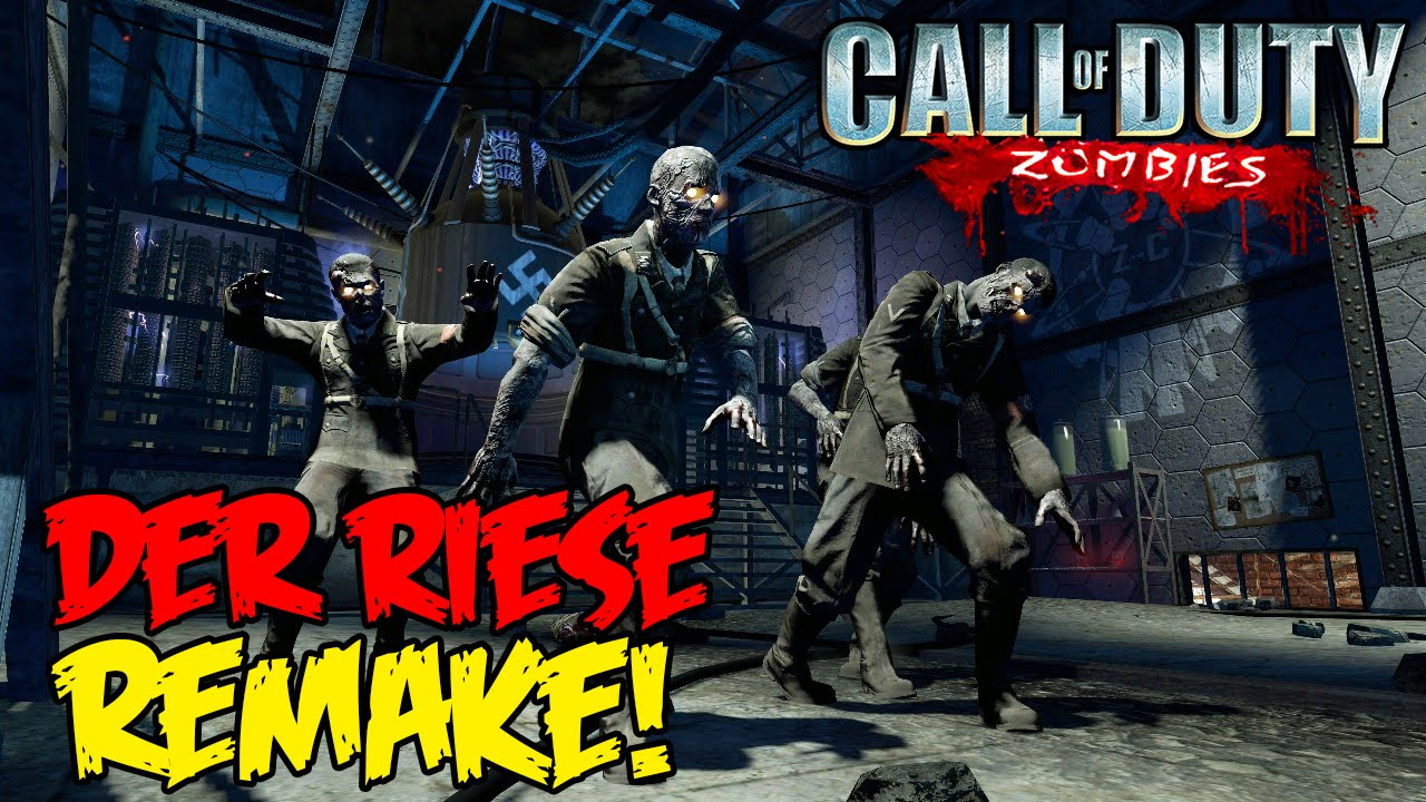 Der riese remake new zombies black ops world at war map new zombies black ops world at war map remake teaser cod 2015 treyarch youtube gumiabroncs Choice Image