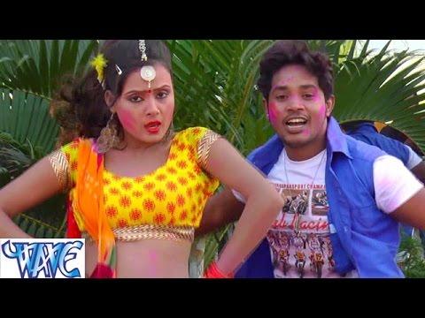वॉटर प्रूफ लहंगा - Rang Hariyarka | Pushpa Rana | Bhojpuri Holi Song 2016