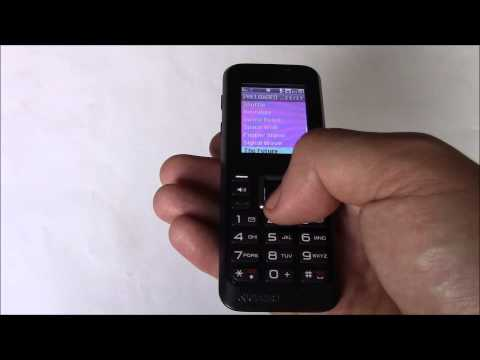 The Kyocera Jax S1360 Cell Phone Review
