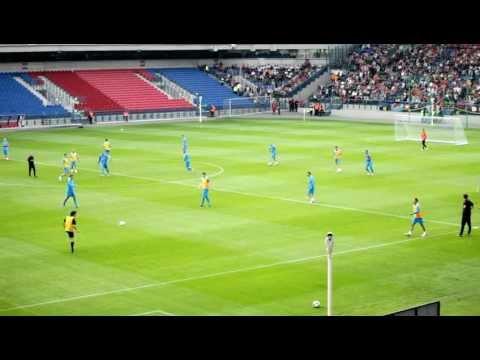 Holland Team - Euro 2012 Practice in Cracow (Wisla Krakow Stadium)