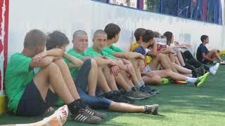 Турнир по дворовому футболу среди команд Железнодорожного района
