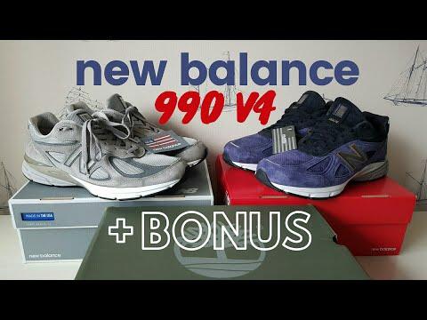 New Balance. 990v4. Особенности модели.