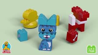 10858 Мои Первые Домашние Животные- LEGO DUPLO