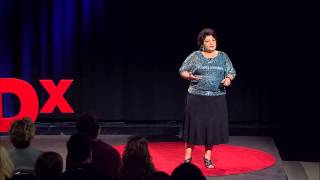 Diagnosed with PTSD and MDD, and managing to get a Ph.D.: Helen Abdali Soosan Fagan at TEDxLincoln