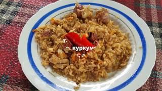 6 секретов приготовления плова. Пошаговый рецепт плова из коричневого риса.