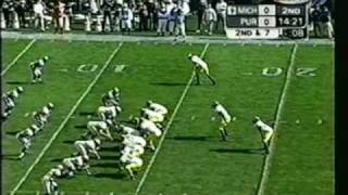 2002: Michigan 23 Purdue 21