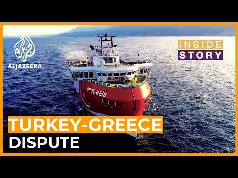 Can Turkey and Greece resolve their maritime dispute?   Inside Story
