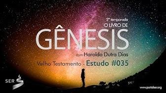 #035 - Velho Testamento: Livro Gênesis