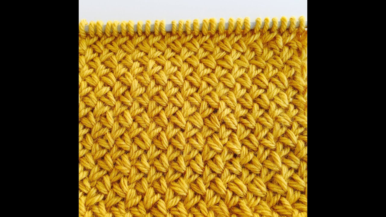 Knitting Basket Weave : Knitting stitch patterns diagonal basket weave le point de