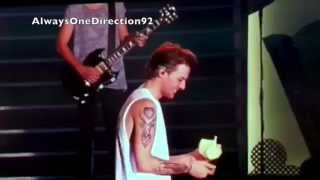 """One Direction """"On The Road Again"""" best and funny moments - SUB ITA"""
