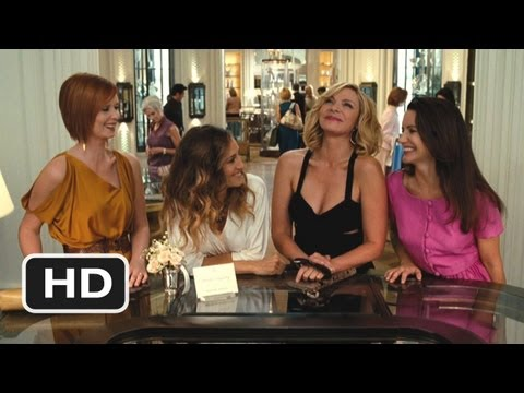 Sex and the City 2 #1 Movie CLIP - Here Come the Gays (2010) HD poster