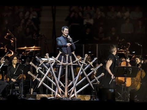 "Game of Thrones composer Ramin Djawadi perform ""Reign""  Game of Thrones  Concert - GeekRepublic"