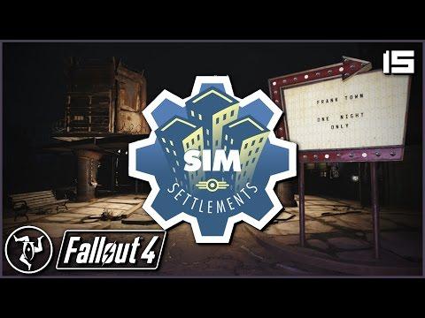 Slum Town Origins | Fallout 4 Sim Settlements Episode 15 (Modded)