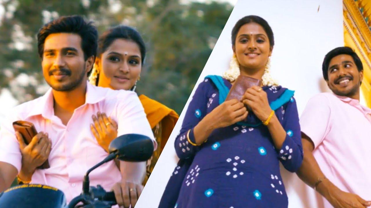 Vizhigalile Vizhigalile 😍 Love Song 💞 Whatsapp Status Tamil Video