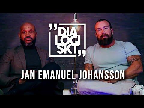 """Jan Emanuel Johansson , #16, """"Sveriges enda orädda politiker?"""""""