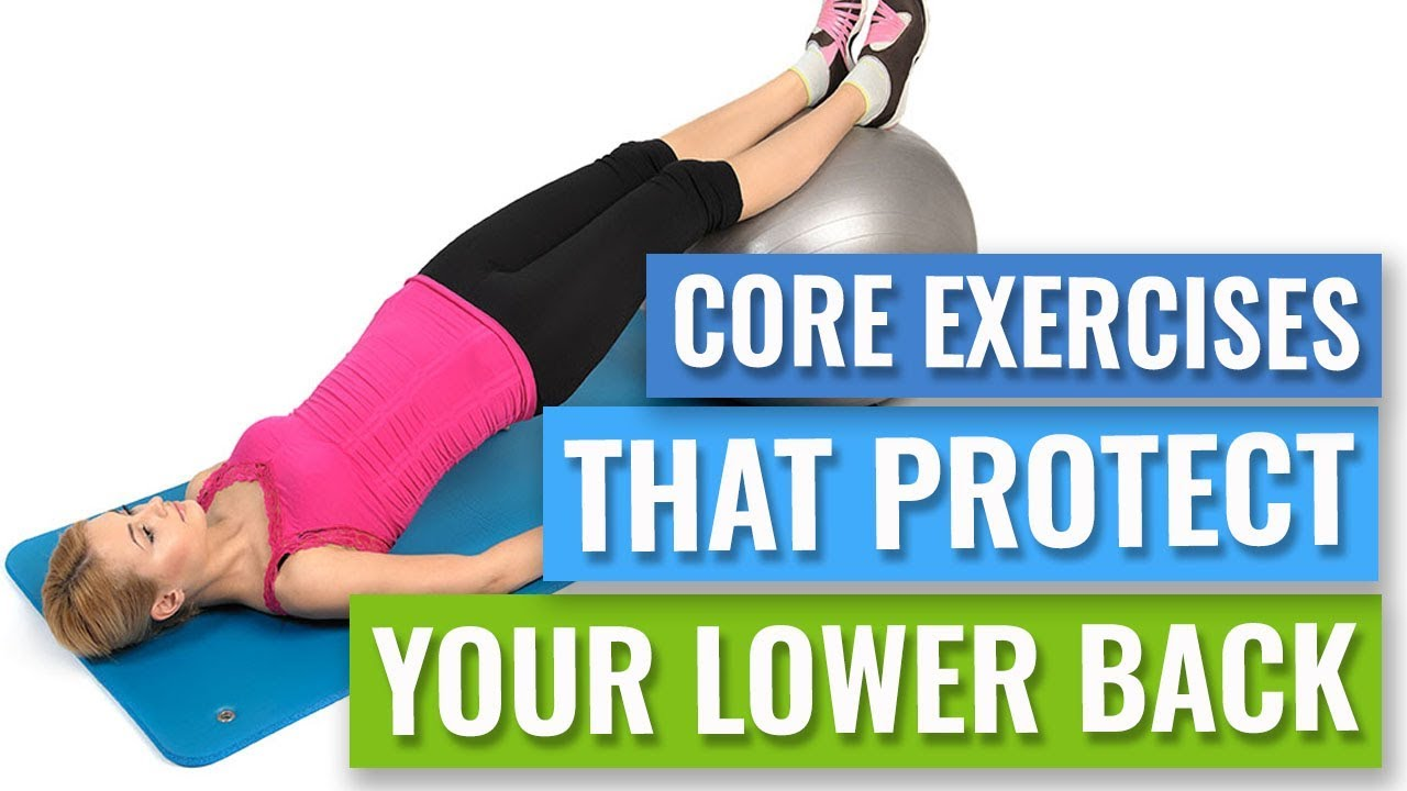 Core Exercises That Protect Your Back - YouTube
