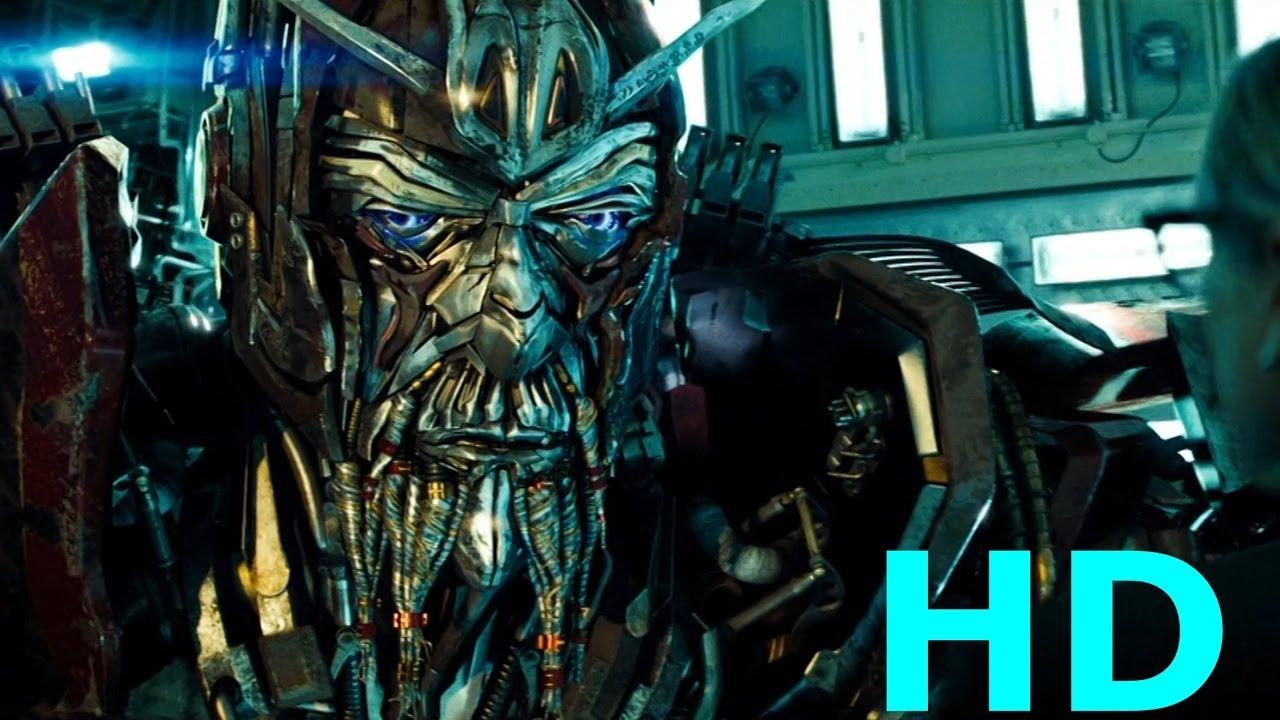 Download N.E.S.T ''Resurrecting Sentinel Prime'' - Transformers: Dark Of The Moon Movie Clip Blu-ray HD