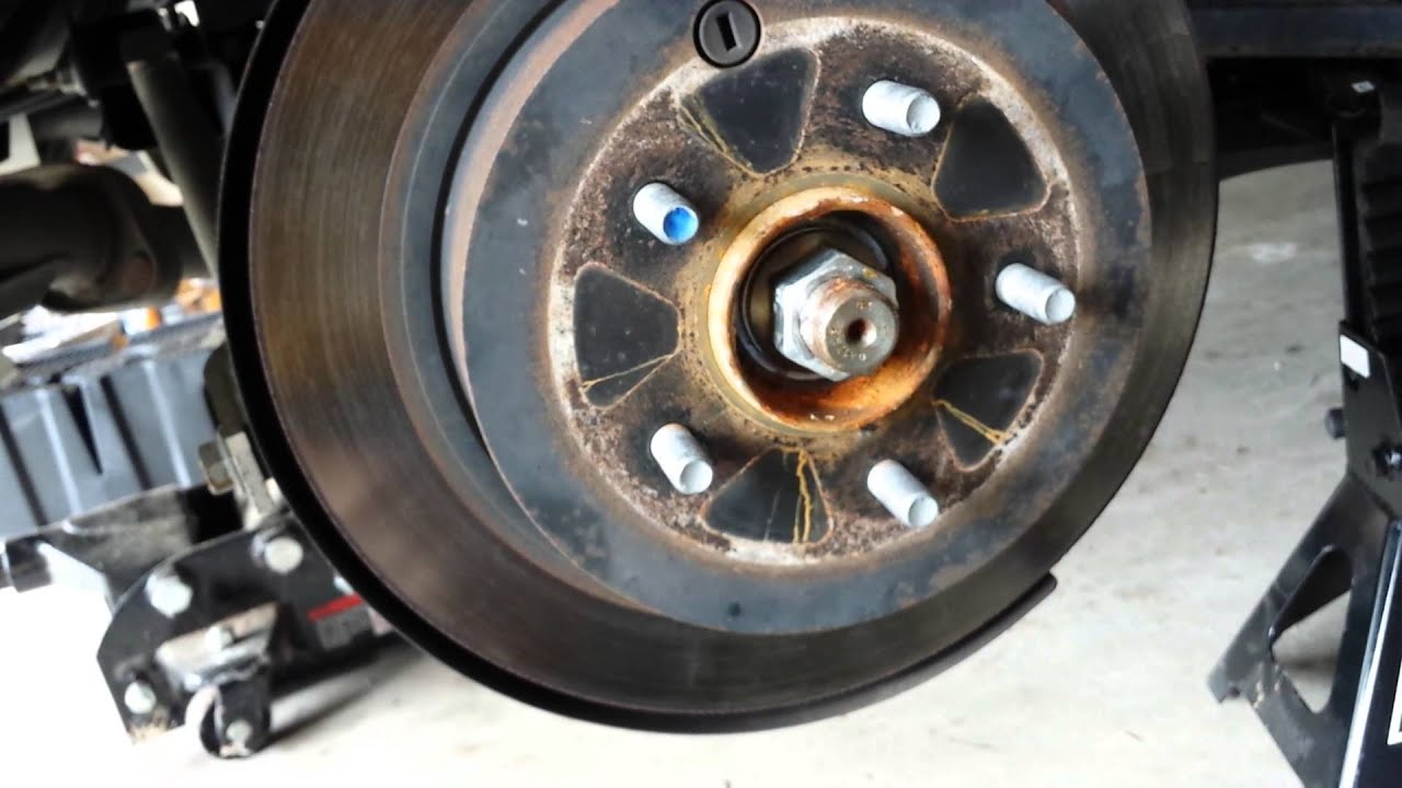 2011 m37x rear brake and rotor replacement youtube 2011 m37x rear brake and rotor replacement vanachro Image collections