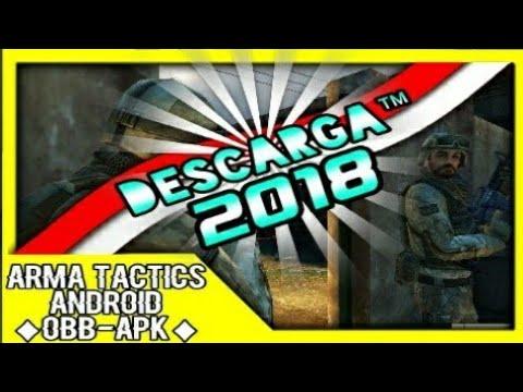 2018 Arma Tactics Apk Obb Descarga Increible Juego Kronngamer