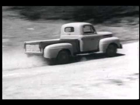 Ford F1 Pickup First Generation 1949