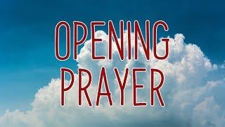 Opening Prayer (Seminar prayer,Training Session Prayer, Activity Prayer)