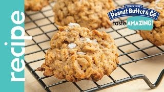 White Chocolate Peanut Butter Oatmeal Cookies (gluten Free) Recipe