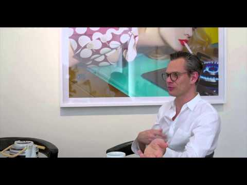 Miles Aldridge - Interview with Nina Huber for SI Style