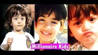 Video Top 5 Lucky Millionaire Bollywood Star Kids | You Won't Believe download MP3, 3GP, MP4, WEBM, AVI, FLV Juli 2018