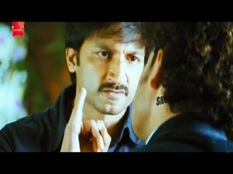 Gopichand Powerful Movie Action Scene | Telugu Videos | Show Time Videoz