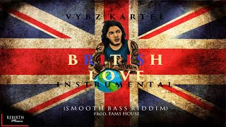 Vybz Kartel British Love Instrumental (Smooth Bass Riddim)