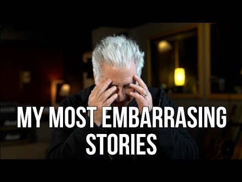 My MOST Embarrassing Stories In