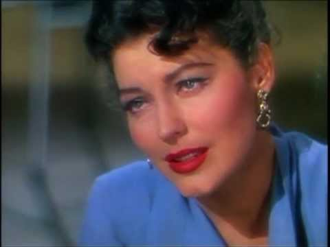 Boat  Ava Gardner 's own voice  Bill