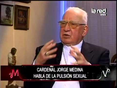 Cardenal Medina habla de la masturbación en el sacerdocio