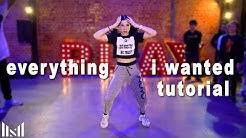 Billie Eilish - everything i wanted Dance Tutorial | Matt Steffanina