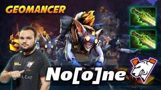 VP.Noone Meepo Geomancer - Dota 2 Pro Gameplay [Watch & Learn]