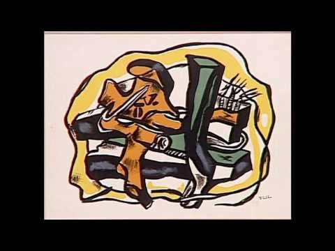 Fernand Leger 費爾南·萊熱