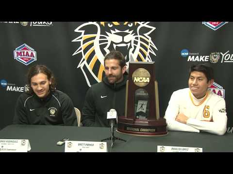 2018 NCAA DII Men's Soccer Championships - Fort Hays State Postgame Press Conference