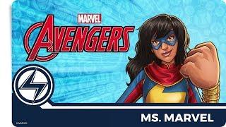 MARVEL SUPER HEROES - Ms Marvel | NEU auf Marvel HQ Deutschland