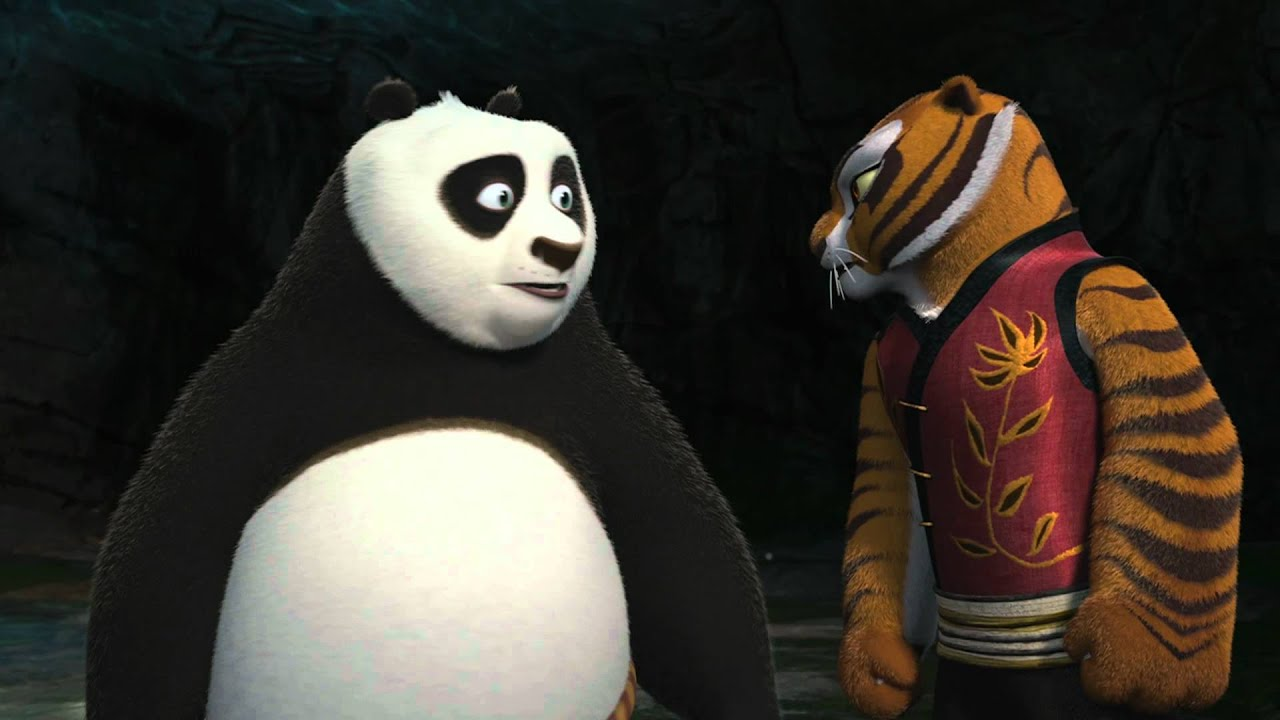 Kung Fu Panda 2 - All-New TV Spot
