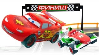 Big Race Lightning Mcqueen vs Francesco Bernoulli from Cartoon Cars 2 Toys VIDEO FOR CHILDREN(Big Race Lightning Mcqueen vs Francesco Bernoulli from Cartoon Cars 2 Toys VIDEO FOR CHILDREN ..., 2015-10-31T14:28:32.000Z)